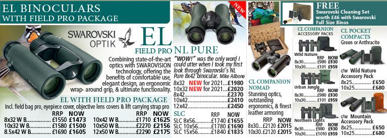 Swarovsi Optik Binoculars