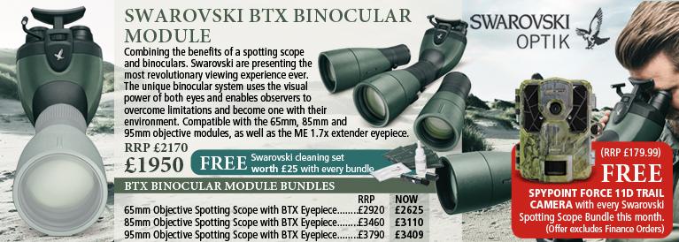 Swarovski Optik BTX Binocular Spotting Scope