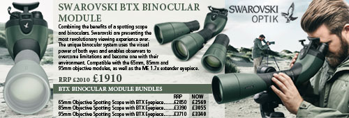 Swarovski Optik BTX Binocular Spotting Scope