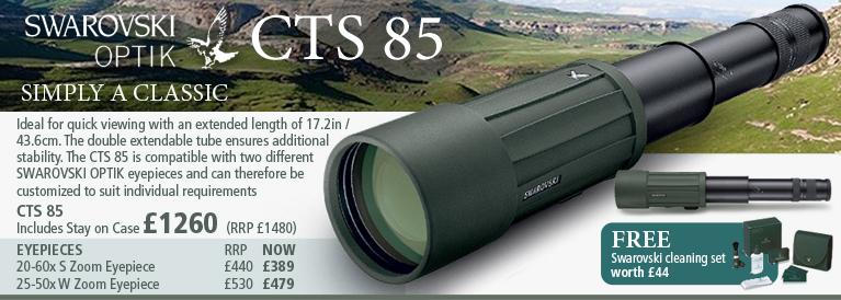 Swarovski CTS 85