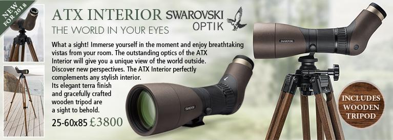 Swarovski ATX Interior 25-60x85 Spotting Scope