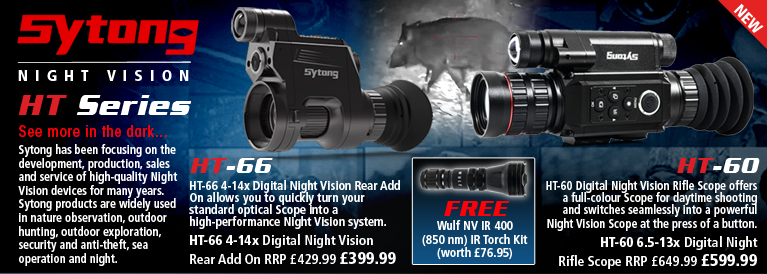 Sytong HT Digital Night Vision Devices