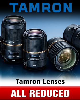 Tamron Lenses All Reduced