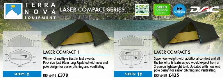 Terra Nova Laser Competition Tents