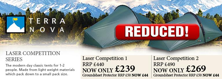 Terra Nova Laser Competition Series Offer