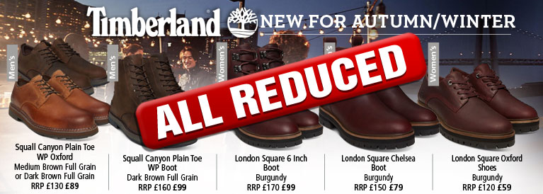 Timberland Autumn & Winter Boots