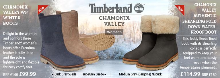 Timberland Chamonix Vally Boots