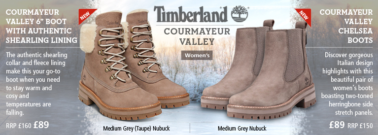 Timberland Courmayeur Vally Boots
