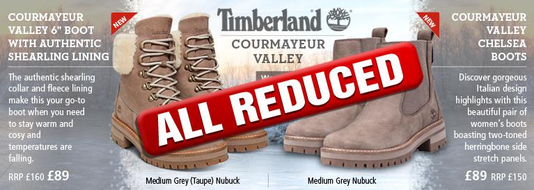 Timberland Courmayeur Vally Boots