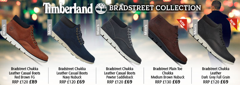 Timberland Bradstreet Collection