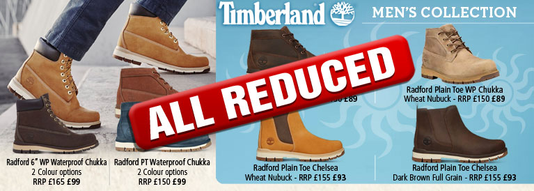 Timberland Men's Spring / Summer Collection