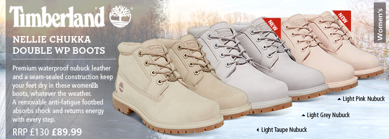 Timberland Nellie Chukka Double WP Boots
