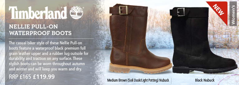 Timberland Nellie Pull-On Waterproof Boots
