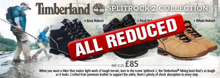 Timberland Splitrock Walking Boots