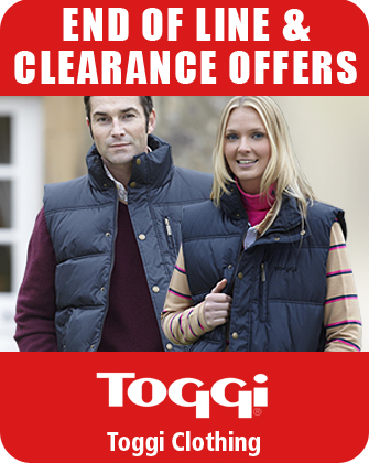 Toggi Clothing End of Line and Clearance Offers