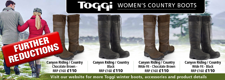 Toggi Canyon Country Boots