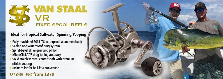 Van Staal VR Reels
