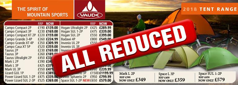Vaude Tents
