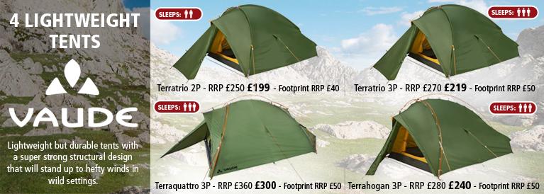Vaude Terra Tents