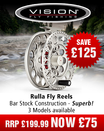 Vision Rulla Fly Rods