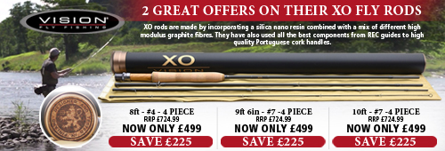 Vision XO Fly Rod Offers