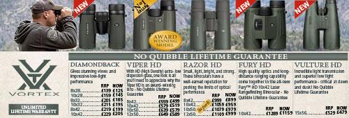 Vortex Binoculars