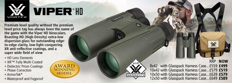 Vortex Viper HD Large Objectives