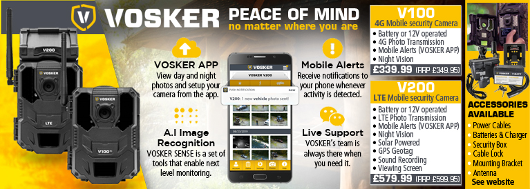 Vosker Security Camera