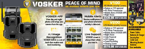 Vosker Security Camera
