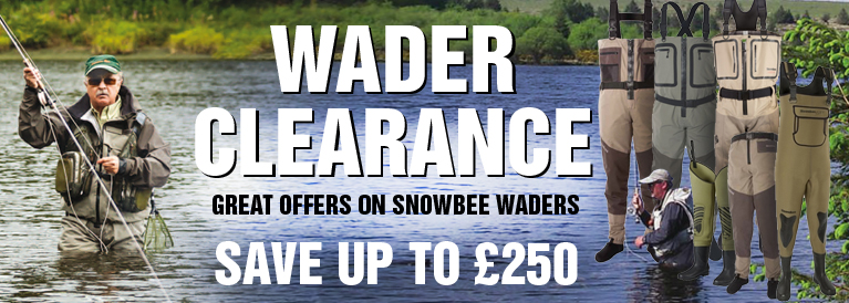 Wader Clearance