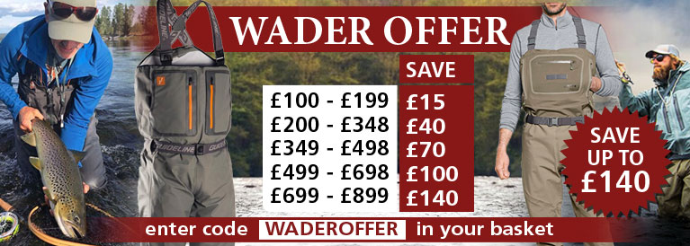 Fishing Wader Offer