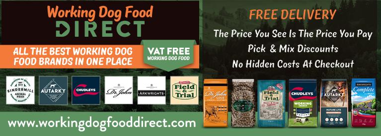 Working Dog Food Direct