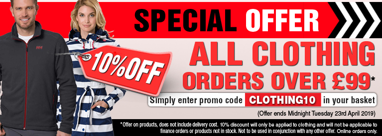 Clothing Special Offers