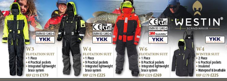 Westin Flotation suits
