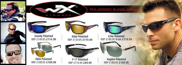 Wiley-X Polarized Sunglasses