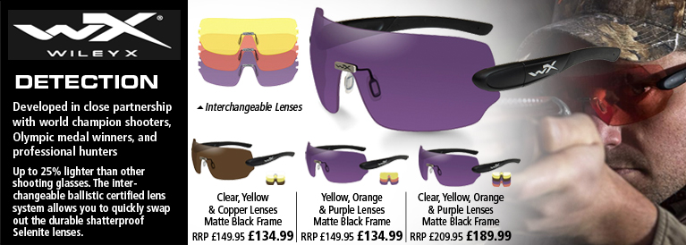 Wiley X Detection Sunglasses