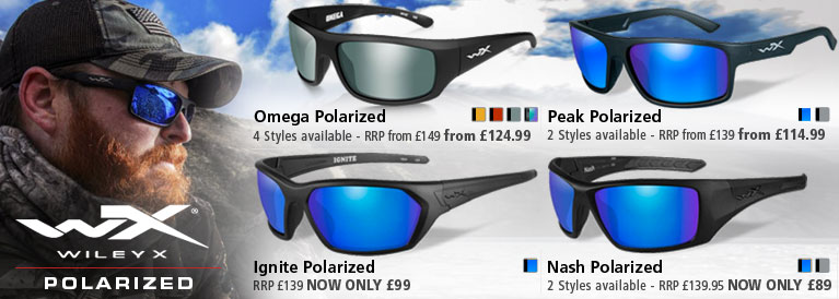 Wiley X Polarised Suglasses