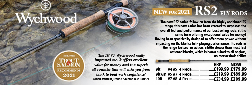 Wychwood RS2 Fly Rods