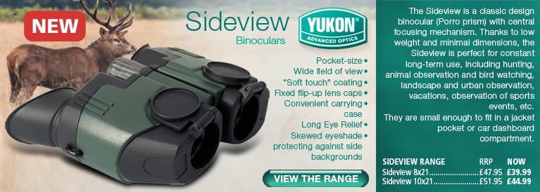 Yukon Sideview Binoculars