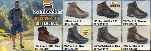 Zamberlan Boots