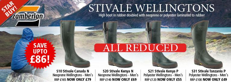 Zamberlan Stivale Wellington Boots
