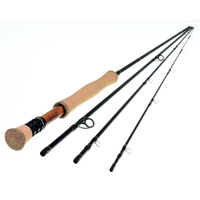 A. Jensen 4 Piece Drifter Fly Rod - 10ft
