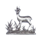 Image of A R Brown Roebuck Pewter Sculpture