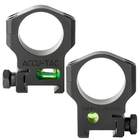 Accu-Tac Scope Rings - 34mm- High