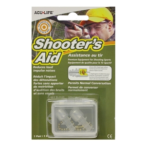 Image of Acu-Life Sonic II - Shooters Aid Hearing Protection