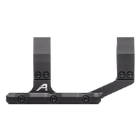 Aero Precision Ultralight 1 Inch Scope Mount - Standard - Anodized Black - Offset 1 Inch