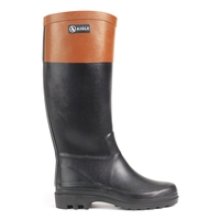 Aigle Aiglentine Color Block Wellington Boots (Women's)