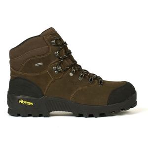 Image of Aigle Altavio Mid GTX Walking Boots (Men's) - Sepia / Black
