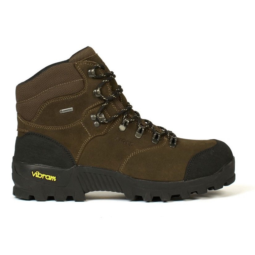 81de82d6ce6 Aigle Altavio Mid GTX Walking Boots (Men's) - Sepia / Black