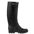Image of Aigle Benyl M Wellington Boots (Unisex) - Noir (Black)
